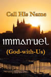 CALL HIS NAME IMMANUEL